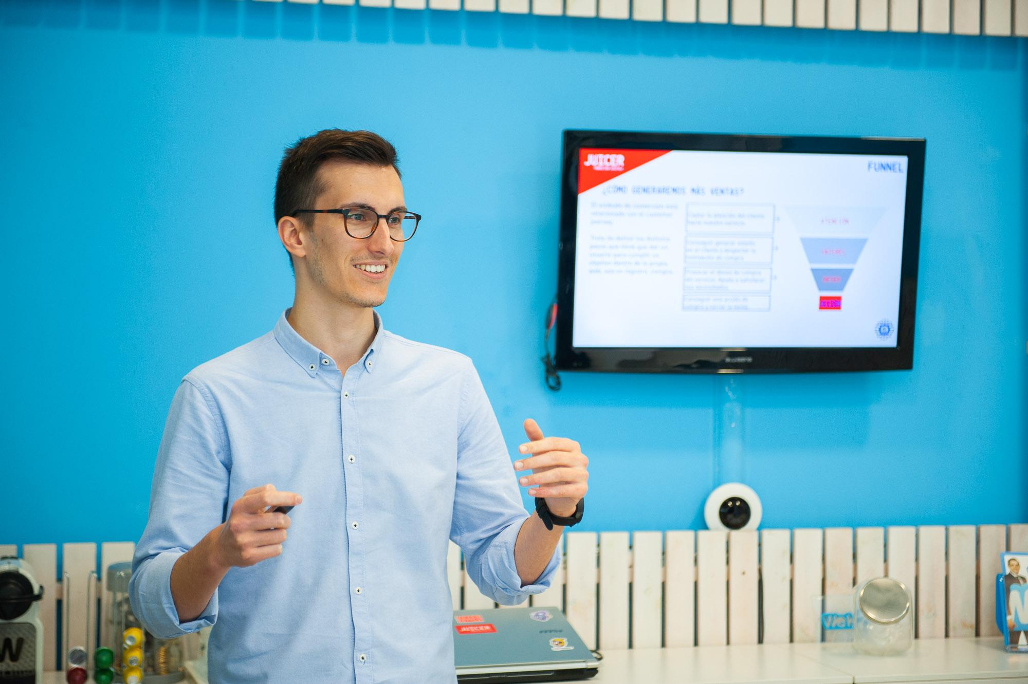 Somos Juicer Marketing una agencia de marketing digital