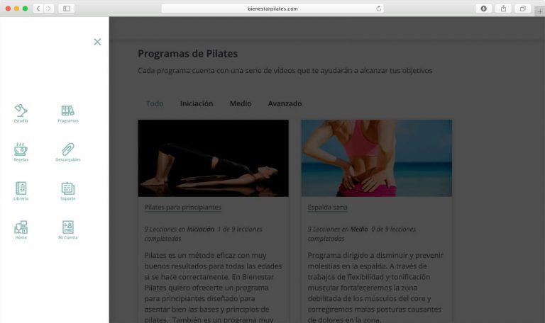 Bienestar Pilates 1